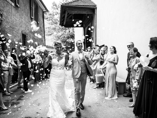 Le mariage de Yannick et Christelle à Montreux, Vaud 58