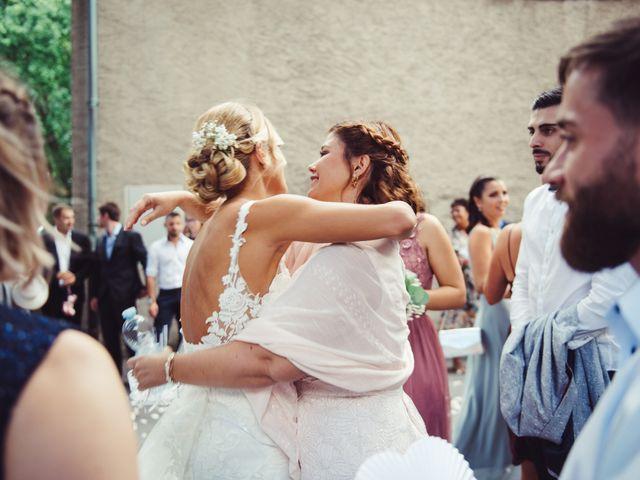 Le mariage de Yannick et Christelle à Montreux, Vaud 60