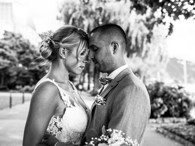 Le mariage de Yannick et Christelle à Montreux, Vaud 64