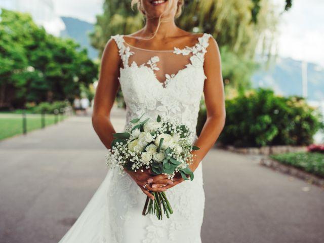 Le mariage de Yannick et Christelle à Montreux, Vaud 65