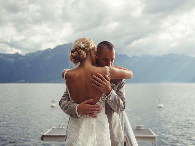 Le mariage de Yannick et Christelle à Montreux, Vaud 69