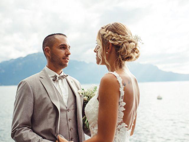 Le mariage de Yannick et Christelle à Montreux, Vaud 70