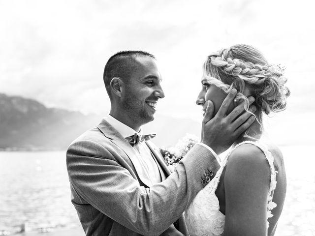 Le mariage de Yannick et Christelle à Montreux, Vaud 71
