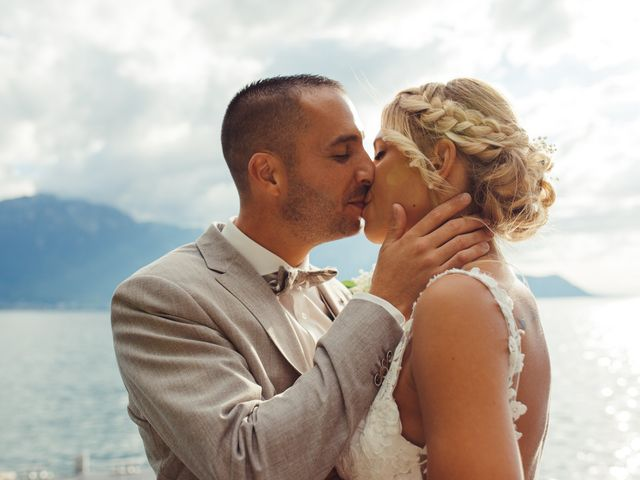Le mariage de Yannick et Christelle à Montreux, Vaud 72