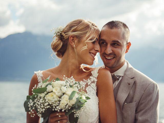 Le mariage de Yannick et Christelle à Montreux, Vaud 74