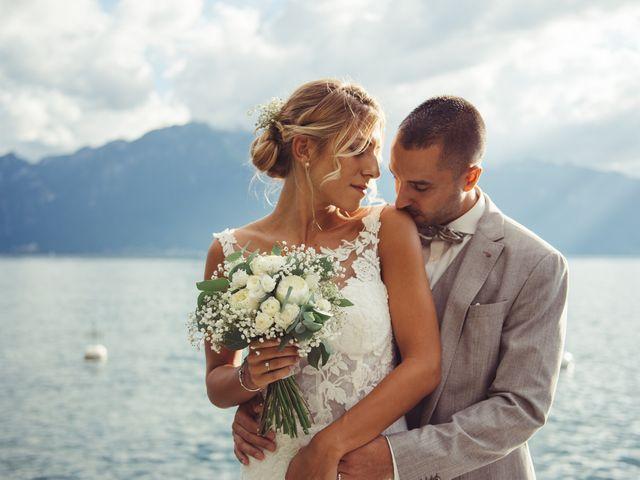 Le mariage de Yannick et Christelle à Montreux, Vaud 75