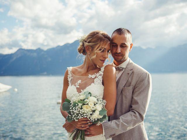 Le mariage de Yannick et Christelle à Montreux, Vaud 76