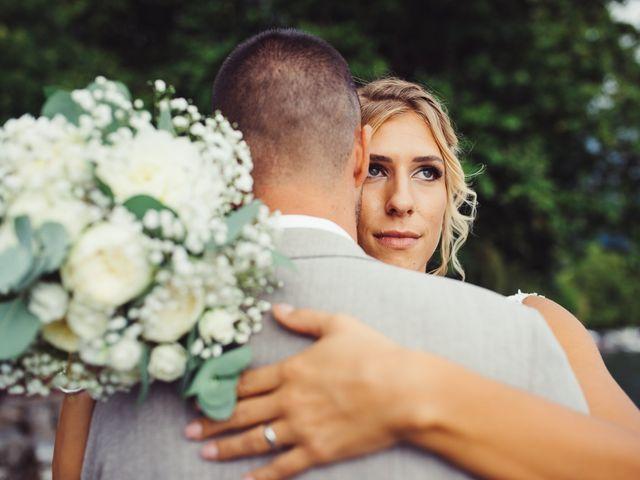Le mariage de Yannick et Christelle à Montreux, Vaud 77