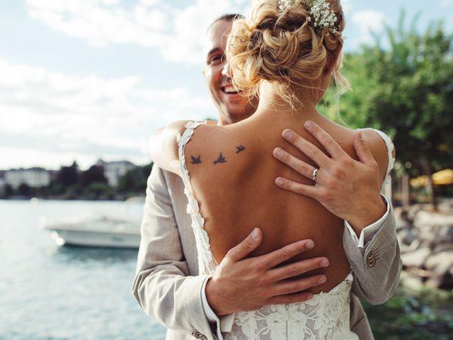 Le mariage de Yannick et Christelle à Montreux, Vaud 78