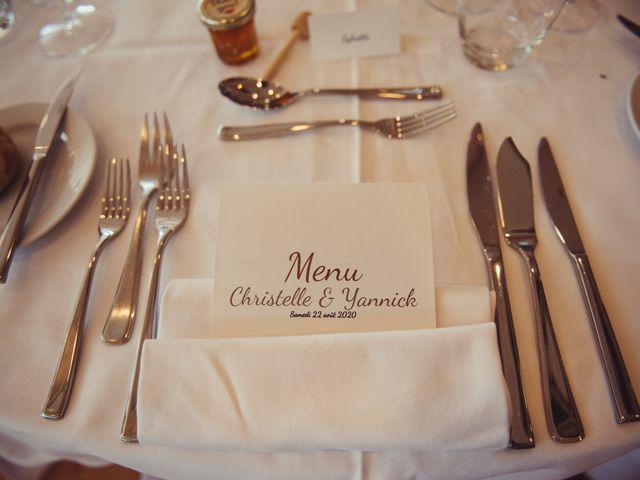 Le mariage de Yannick et Christelle à Montreux, Vaud 80