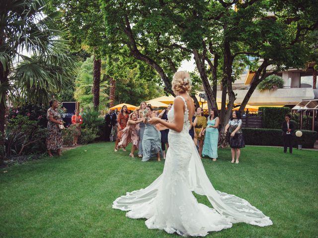 Le mariage de Yannick et Christelle à Montreux, Vaud 91