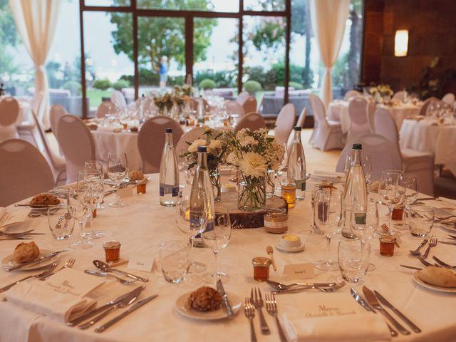 Le mariage de Yannick et Christelle à Montreux, Vaud 94