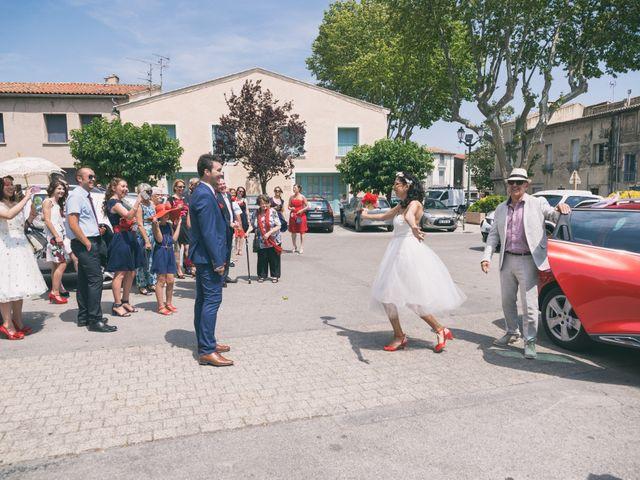 Le mariage de Audric et Anaïs à Lavérune, Hérault 9