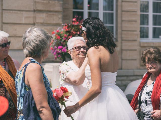 Le mariage de Audric et Anaïs à Lavérune, Hérault 11