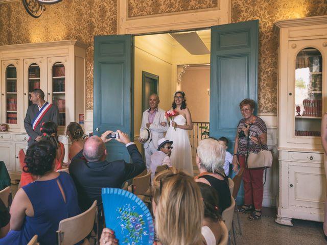 Le mariage de Audric et Anaïs à Lavérune, Hérault 13