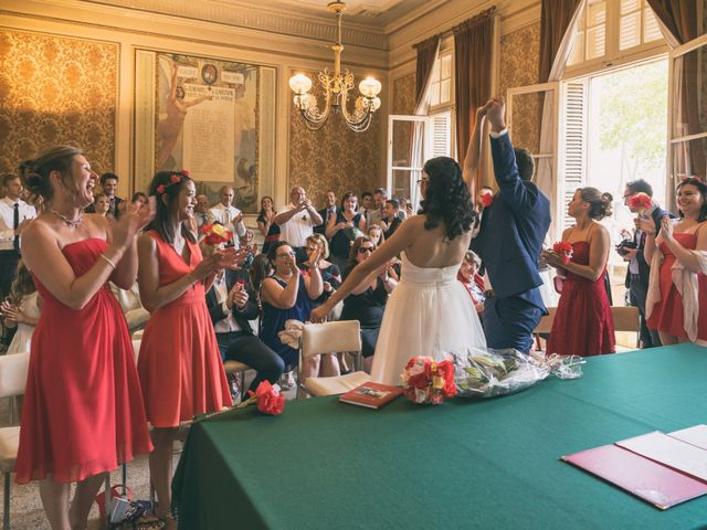Le mariage de Audric et Anaïs à Lavérune, Hérault 16