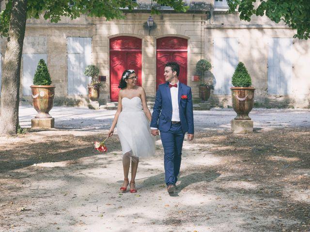 Le mariage de Audric et Anaïs à Lavérune, Hérault 20