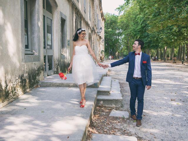 Le mariage de Audric et Anaïs à Lavérune, Hérault 21