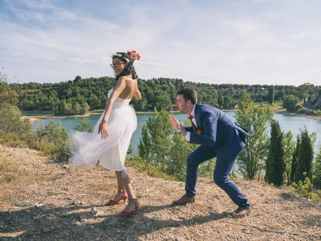 Le mariage de Audric et Anaïs à Lavérune, Hérault 22