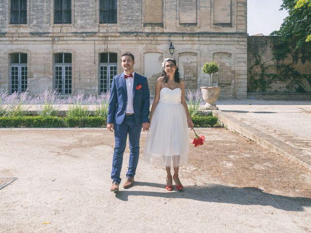 Le mariage de Audric et Anaïs à Lavérune, Hérault 24