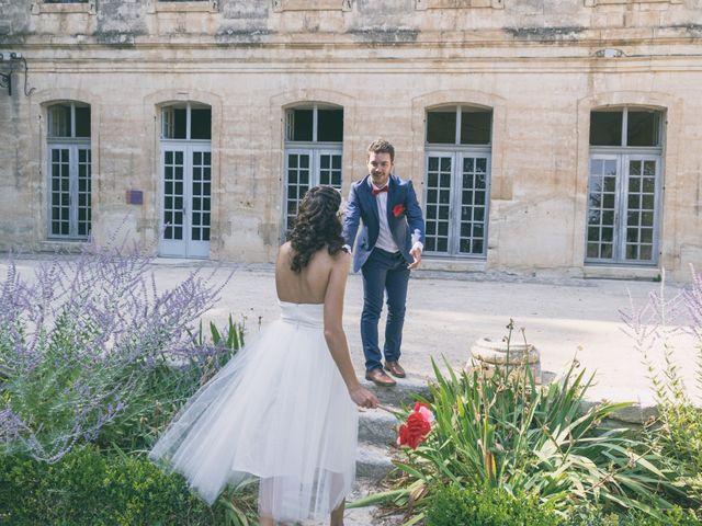 Le mariage de Audric et Anaïs à Lavérune, Hérault 1