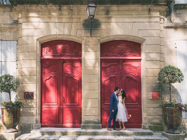 Le mariage de Anaïs et Audric