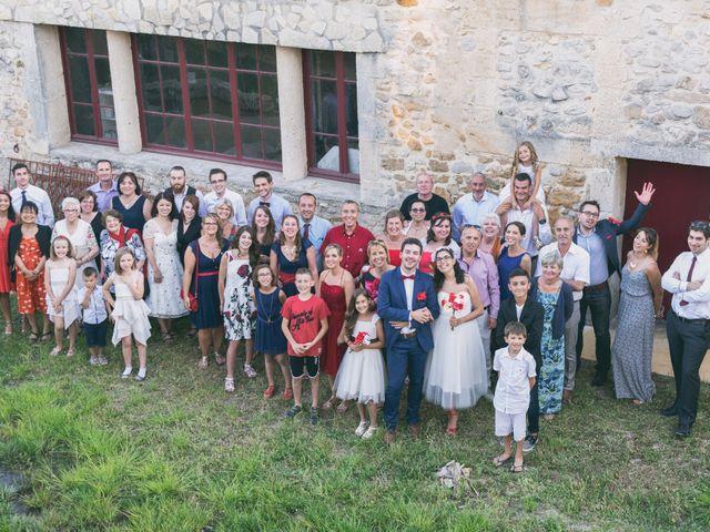 Le mariage de Audric et Anaïs à Lavérune, Hérault 32