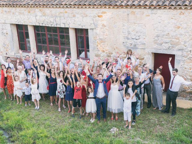 Le mariage de Audric et Anaïs à Lavérune, Hérault 33