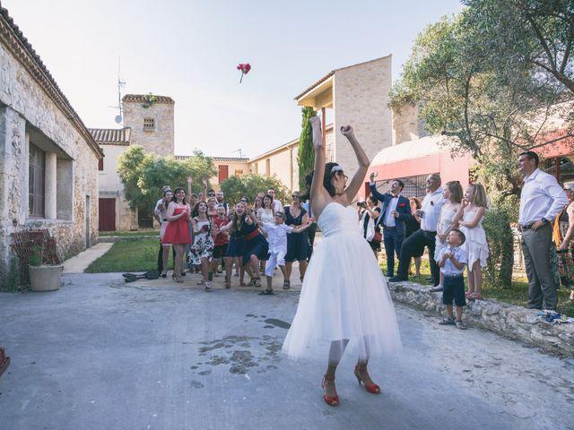 Le mariage de Audric et Anaïs à Lavérune, Hérault 34