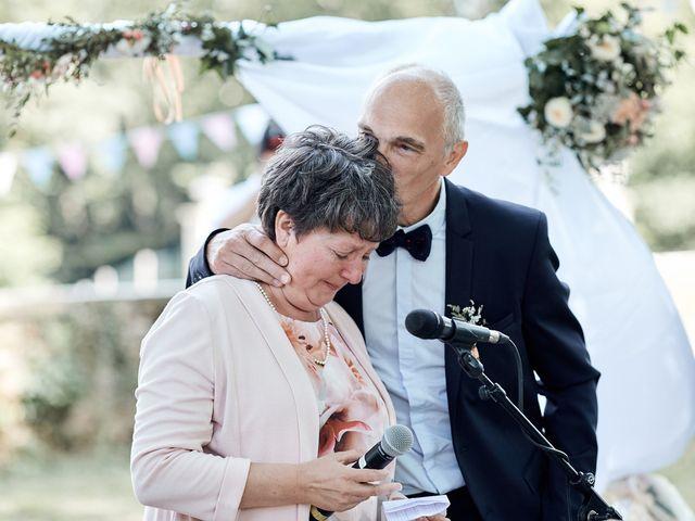 Le mariage de Michaël et Angélique à Montagnat, Ain 15