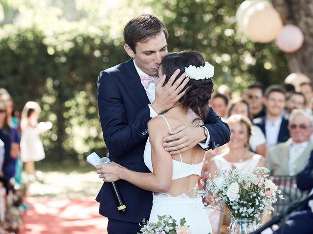 Le mariage de Michaël et Angélique à Montagnat, Ain 1