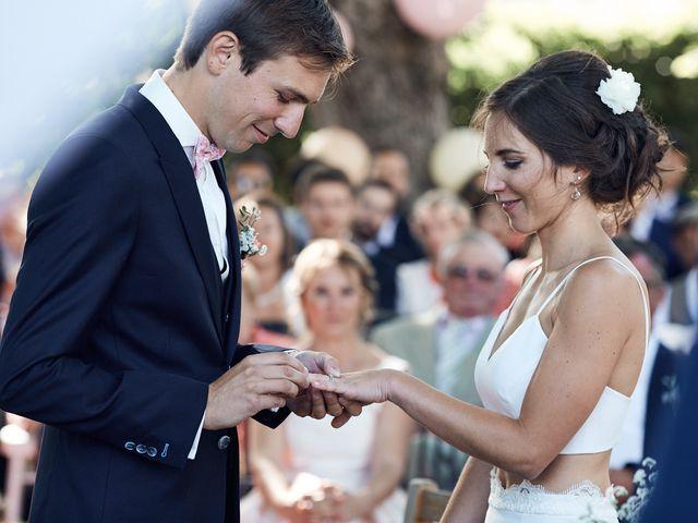 Le mariage de Michaël et Angélique à Montagnat, Ain 19