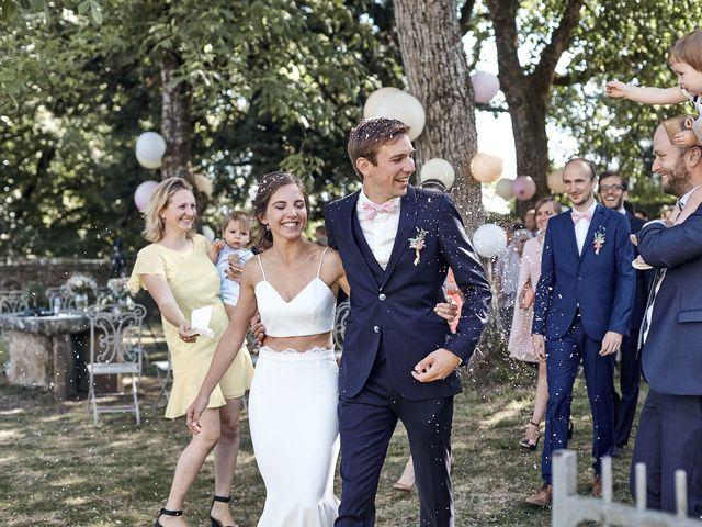Le mariage de Michaël et Angélique à Montagnat, Ain 20