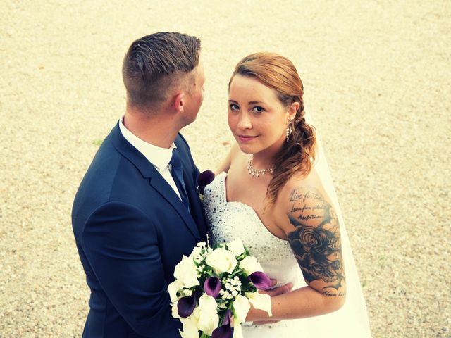 Le mariage de Brice et Deborah à Loches, Indre-et-Loire 1