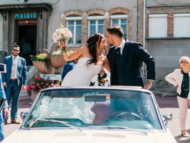 Le mariage de Stevens et Noémie à Fontenay-Trésigny, Seine-et-Marne 15