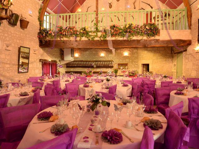 Le mariage de Brice et Deborah à Loches, Indre-et-Loire 18