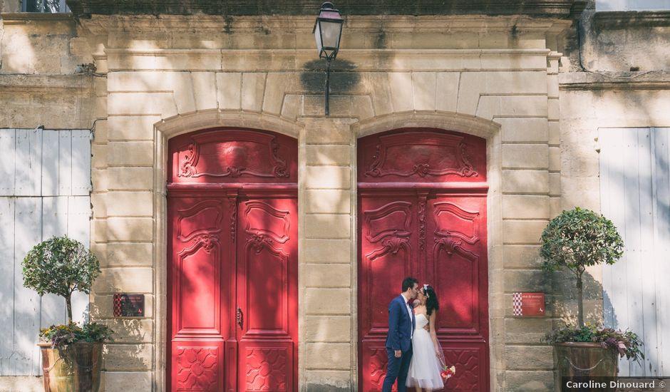Le mariage de Audric et Anaïs à Lavérune, Hérault