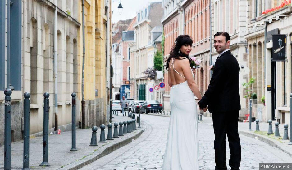 Le mariage de Jean Pierre et Elodie à Lille, Nord