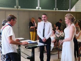 Le mariage de Sylviane et Sébastien 1