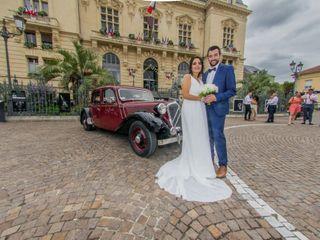 Le mariage de Nawäl et Manuel