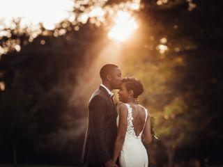 Le mariage de Alexia et Armand