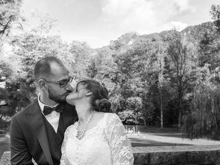 Le mariage de Samantha et Benjamin