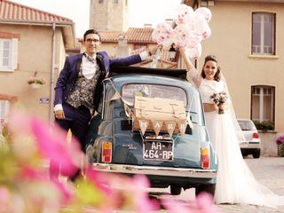 Le mariage de Pauline et Alban