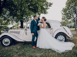 Le mariage de Virginie et Benoit