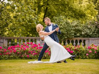Le mariage de Ysaline et Andy