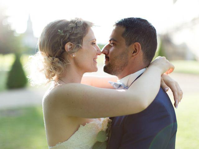 Le mariage de Jeremy et Angélique  à Meursault, Côte d'Or 1