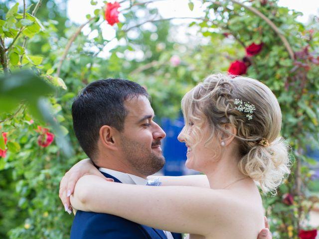 Le mariage de Jeremy et Angélique  à Meursault, Côte d'Or 3
