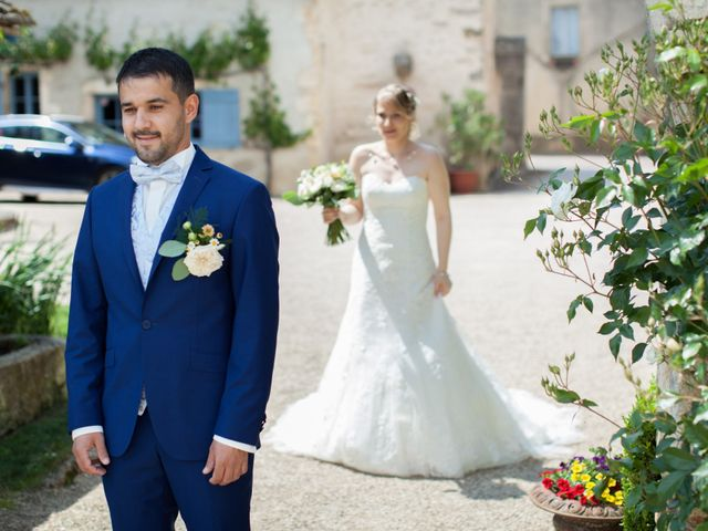 Le mariage de Jeremy et Angélique  à Meursault, Côte d'Or 6
