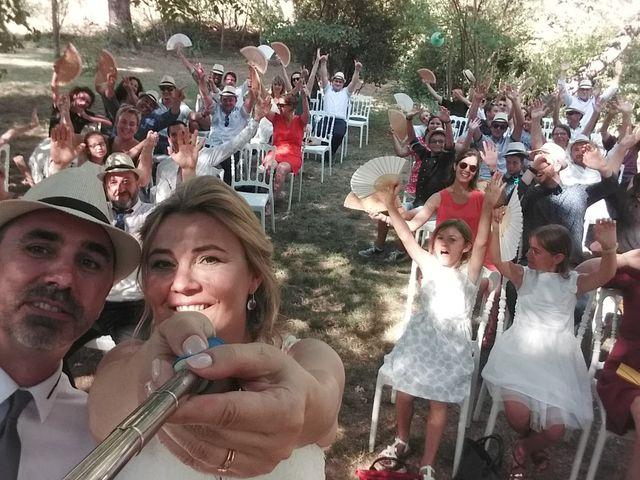 Le mariage de Sébastien et Sylviane à Limoux, Aude 1