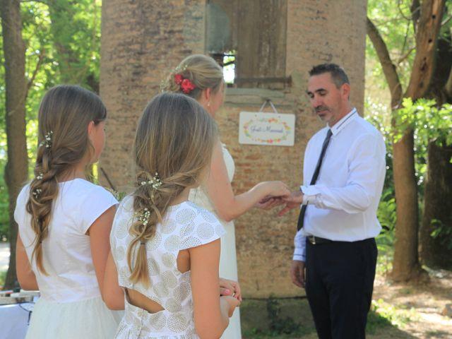 Le mariage de Sébastien et Sylviane à Limoux, Aude 2